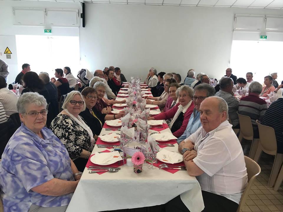 Banquet des Aînés 15 avril