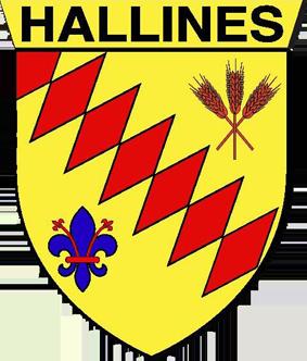 Blason hallines