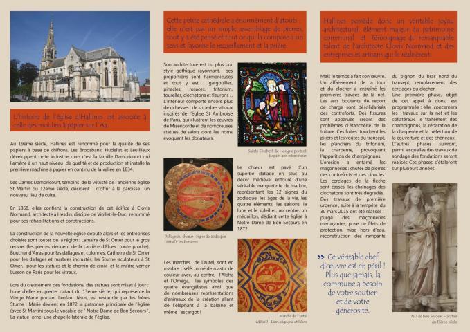 Brochure hallines eglise 2