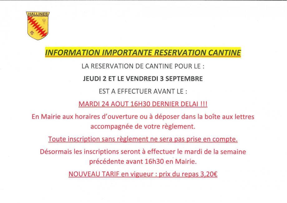 Cantine 1