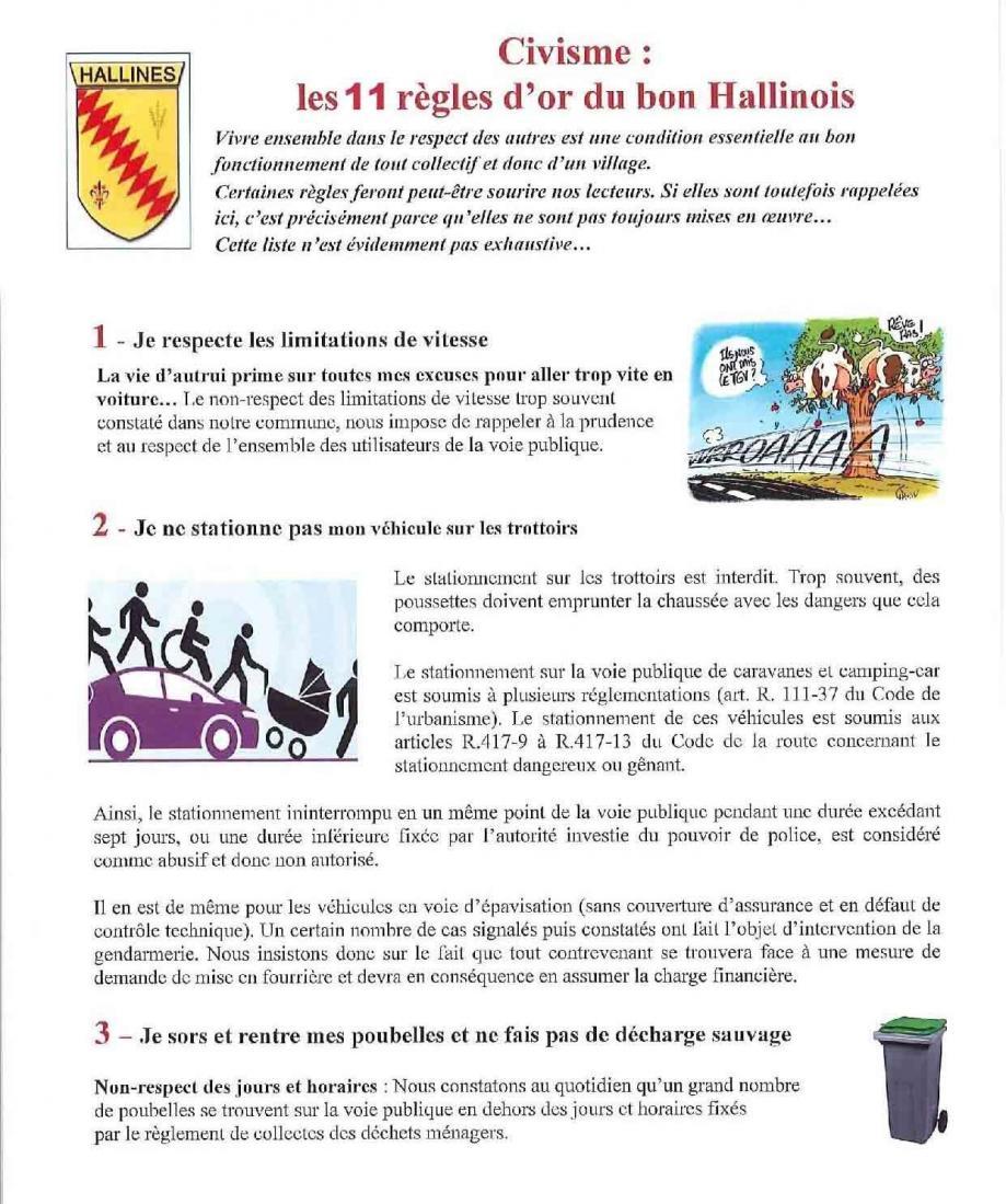 Civisme 3