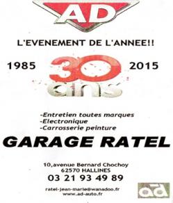 Garage ratel